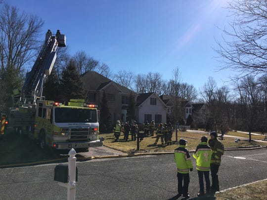 Basking Ridge Fire Co. No 1 & EMS and nearby volunteer firefighters responded quickly to a Feb. 9 fire at 20 Morrison St., saving the family's home and possessions, Chief Peter Von Der Linde said.