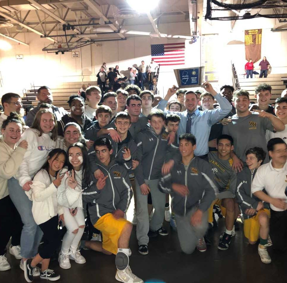 NJ Wrestling: Watchung Hills finishes strong, wins eight matches to hold off Westfield in the North 2 Group V final
