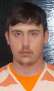 Matthew David Ross, 21, of Marne shown in his Guthrie County mugshot.