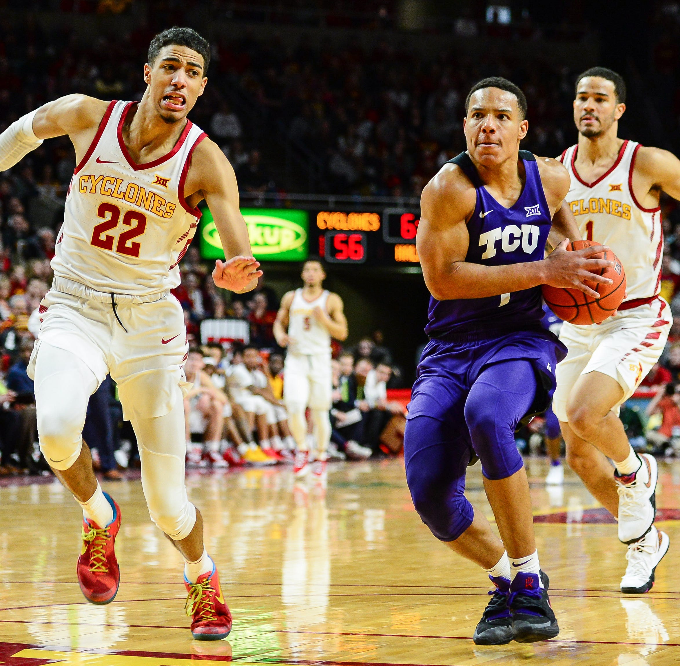 Peterson: If Cyclones don't play tougher, they'll lose at TCU and fall deeper in Big 12 tourney seeding