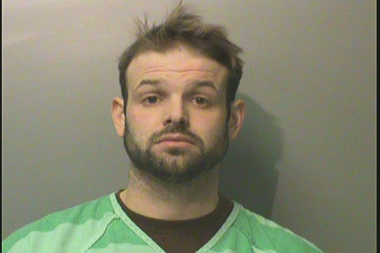 Christopher Joseph Long, 29, shown in his Polk County Jail mugshot. He faces drug and interference with official acts charges after his Feb. 1, 2019 arrest.