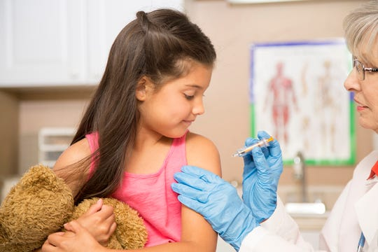 Arranging for vaccinations is an important part of preparing for back to school.
