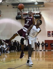 Micah Parrish and River Rouge are The Detroit News' No. 1 team in the state.