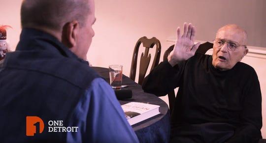 Nolan Finley interviews John Dingell.
