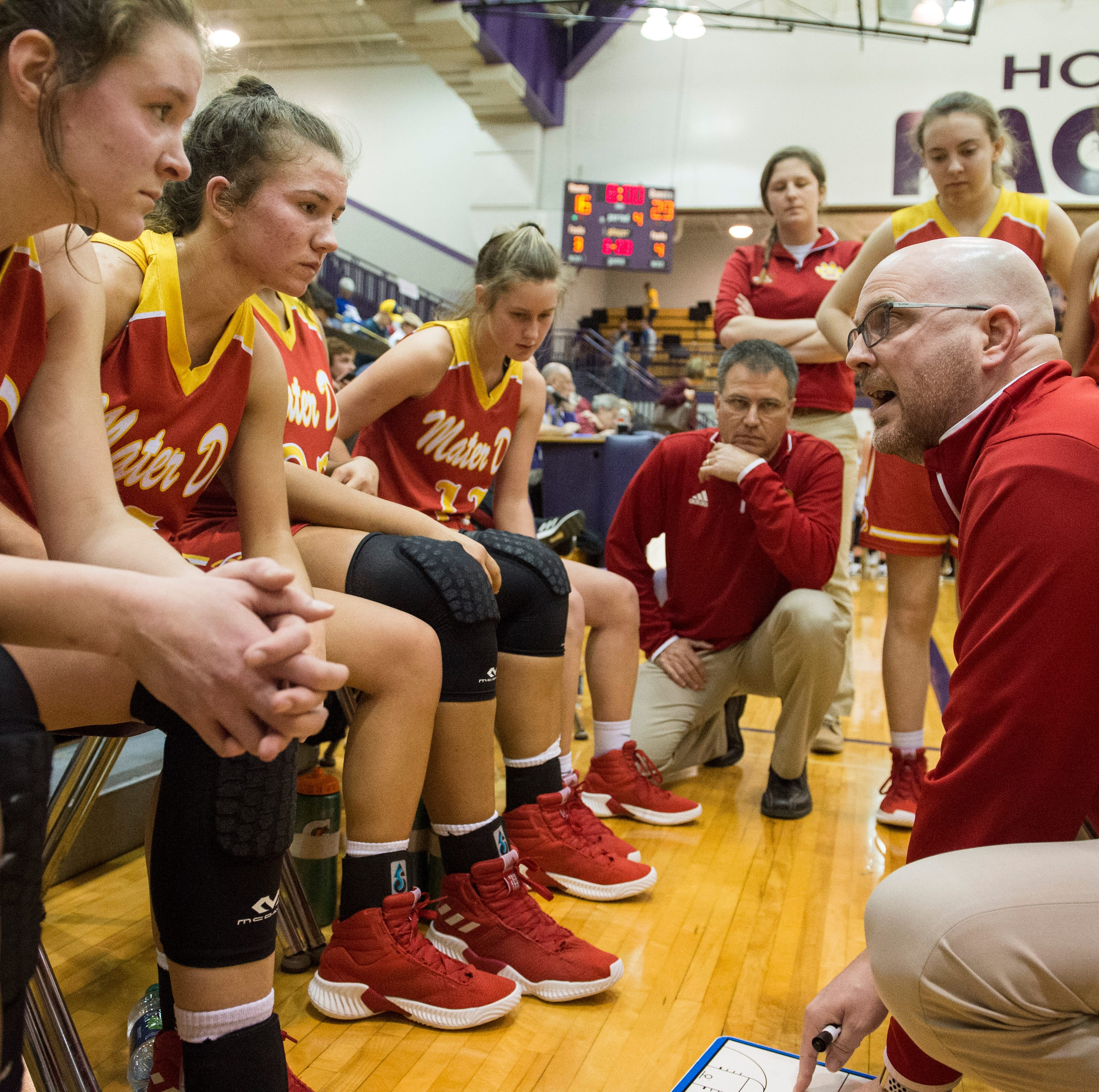 IHSAA girls basketball semistate: What to expect for Castle, Mater Dei, Rivet