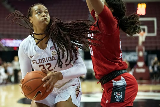 Off to an 8-2 start in conference play, the Florida State women's basketball team is currently tied for second place in the ACC.
