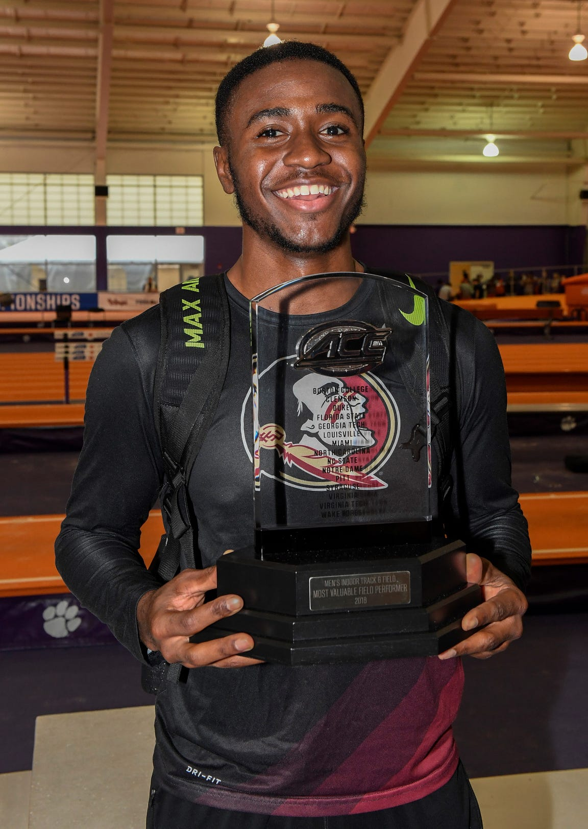 Florida State senior jumper Armani Wallace is off to another fast start this season.