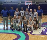 Canterbury won the Class 3A-District 6 crown 68-39 at Suncoast Credit Union Arena on Saturday. Watch highlights from the game.