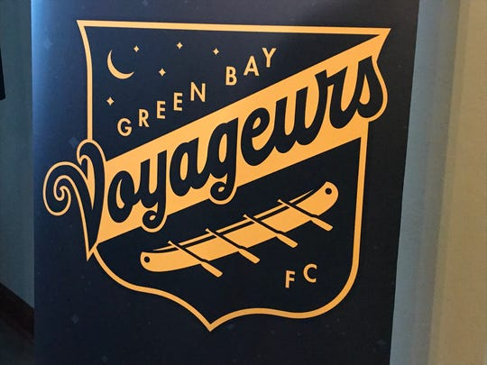 Green Bay Voyageurs FC crest