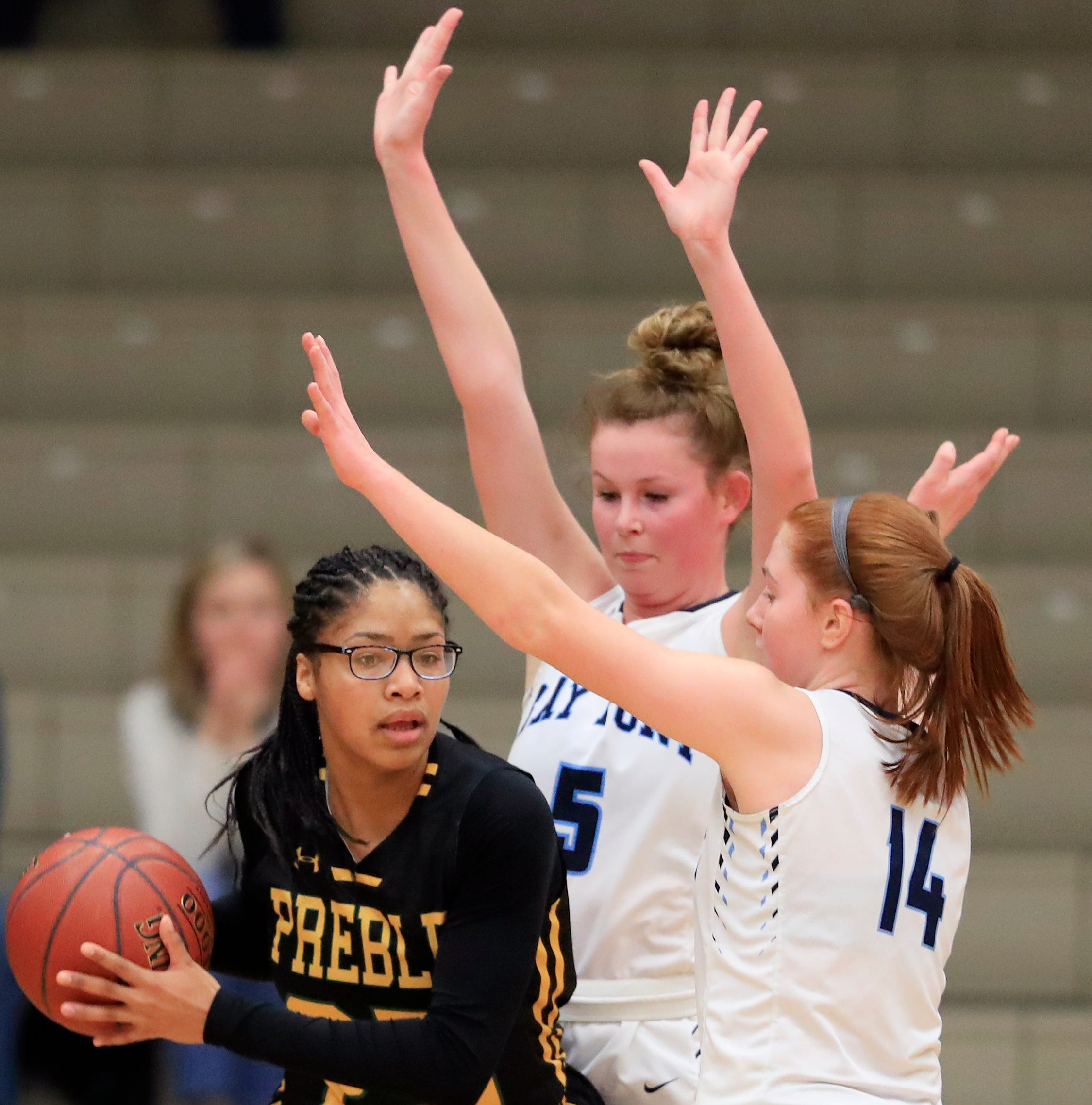 Bay Port has big goals entering the WIAA state tournament