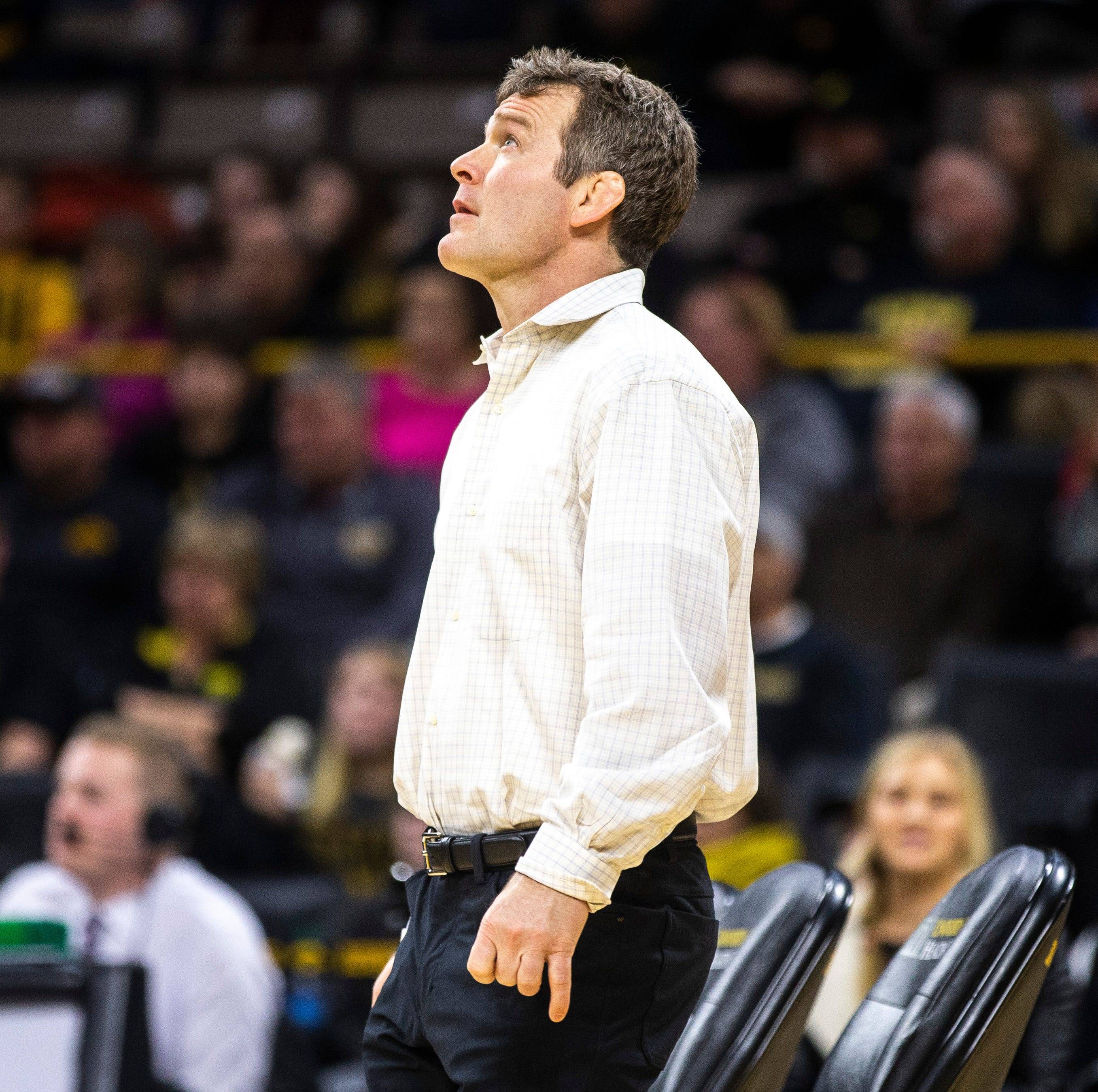 Sunday's wrestling dual between Iowa and Oklahoma State will feature 'high-octane' matchups