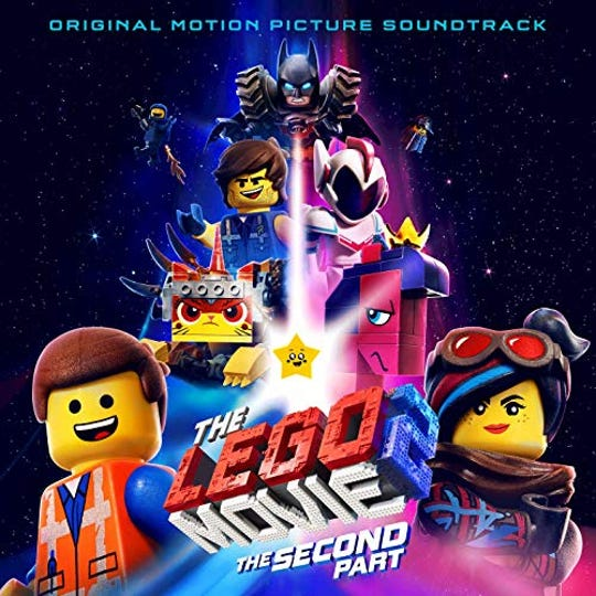 """The Lego Movie 2: The Second Part"" soundtrack"