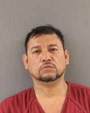 Jose Torres-Cosino, 38, of Knoxville was arrested during a KCSO SWAT raid on Friday and is being held on $55,500 bail.