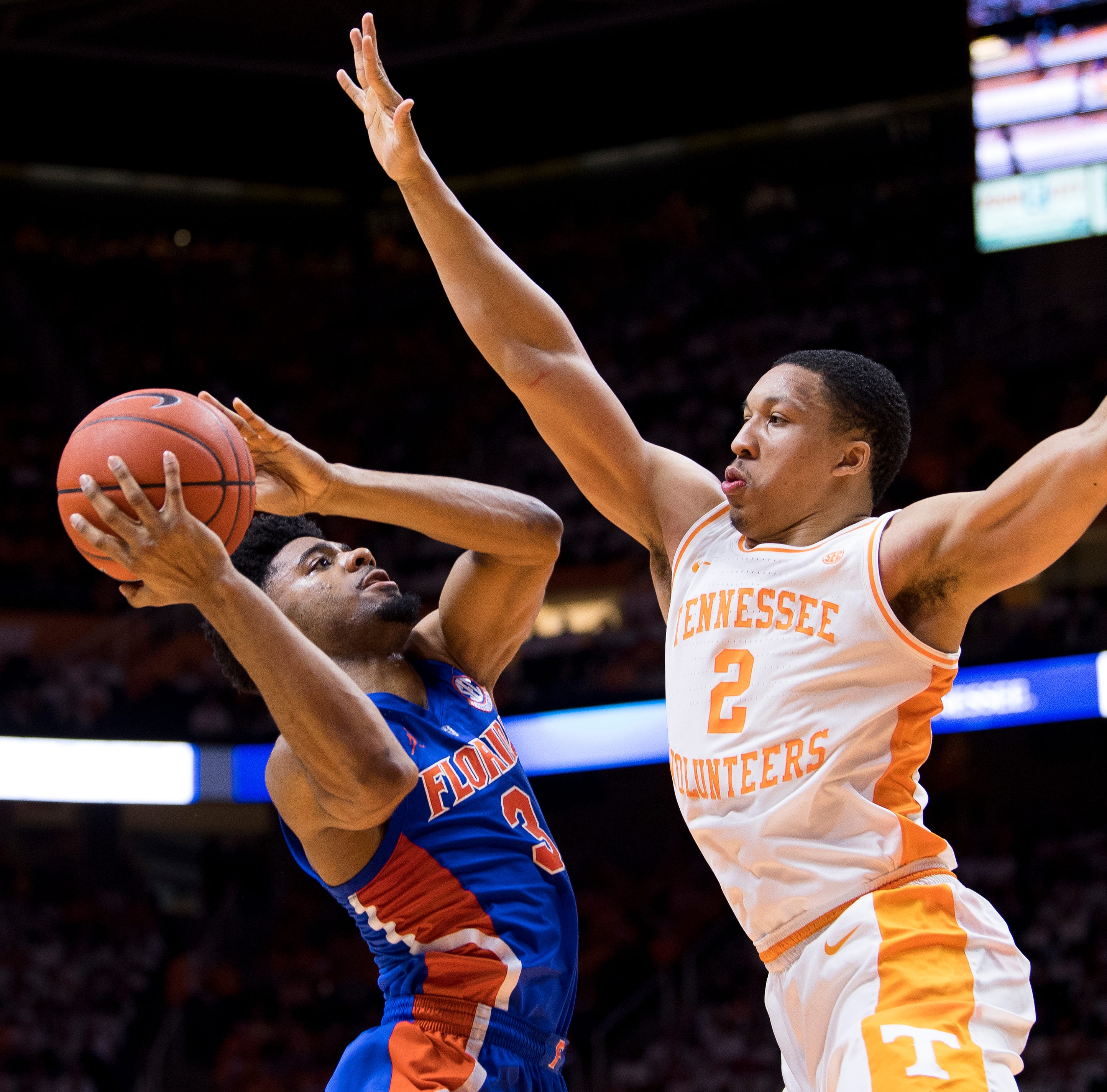 It's easy to defend UT Vols basketball's No. 1 ranking, especially when theirs is so good