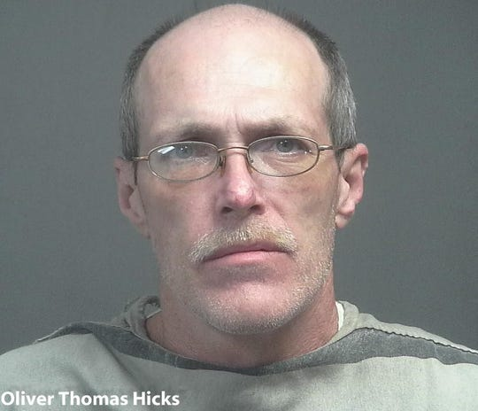 Oliver Thomas Hicks, 50, of Maryville, was arrested on charges of possession of Schedule I and Schedule II controlled substances for resale on Friday.