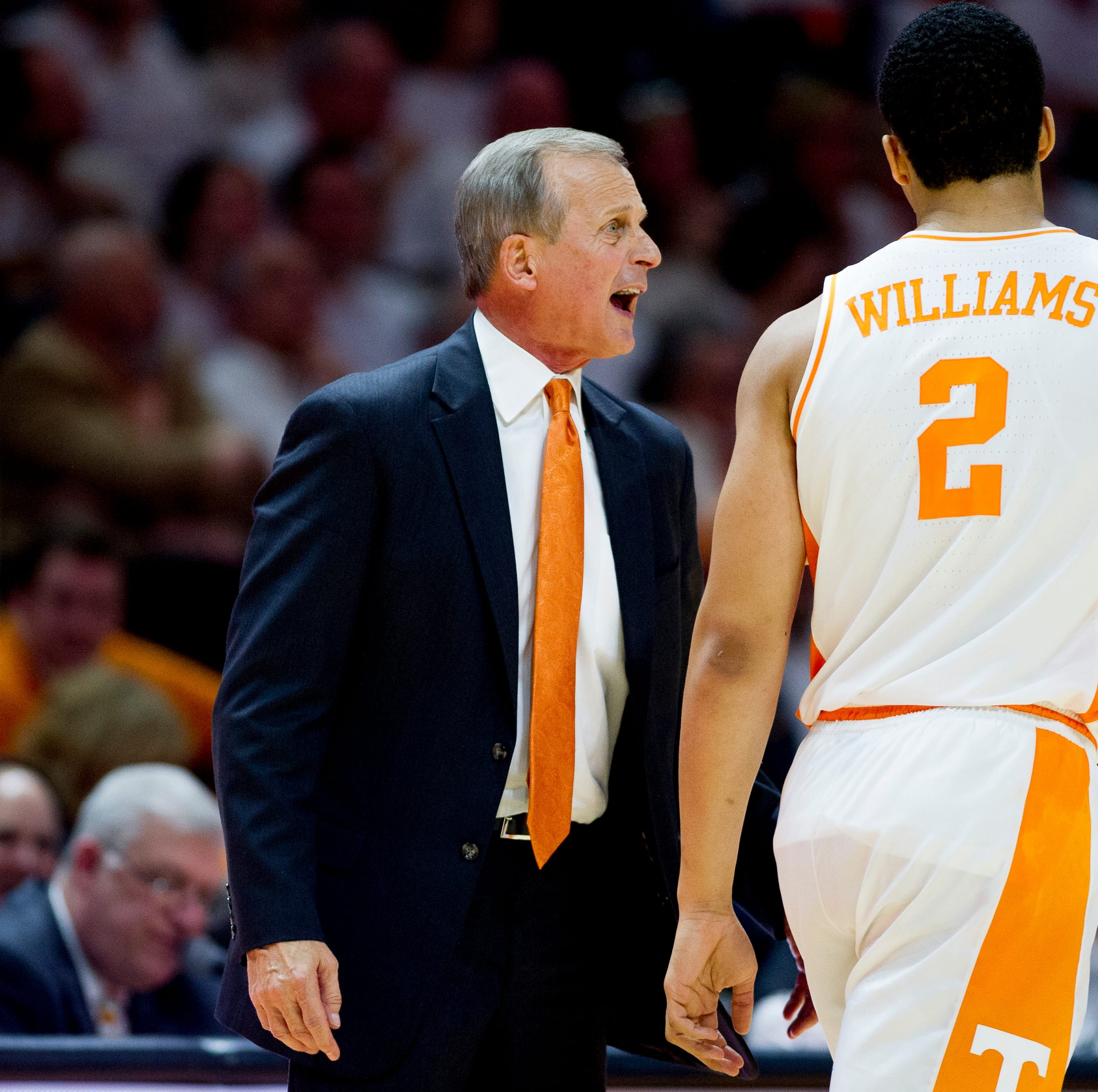 How Rick Barnes pushed UT Vols basketball to truly compete