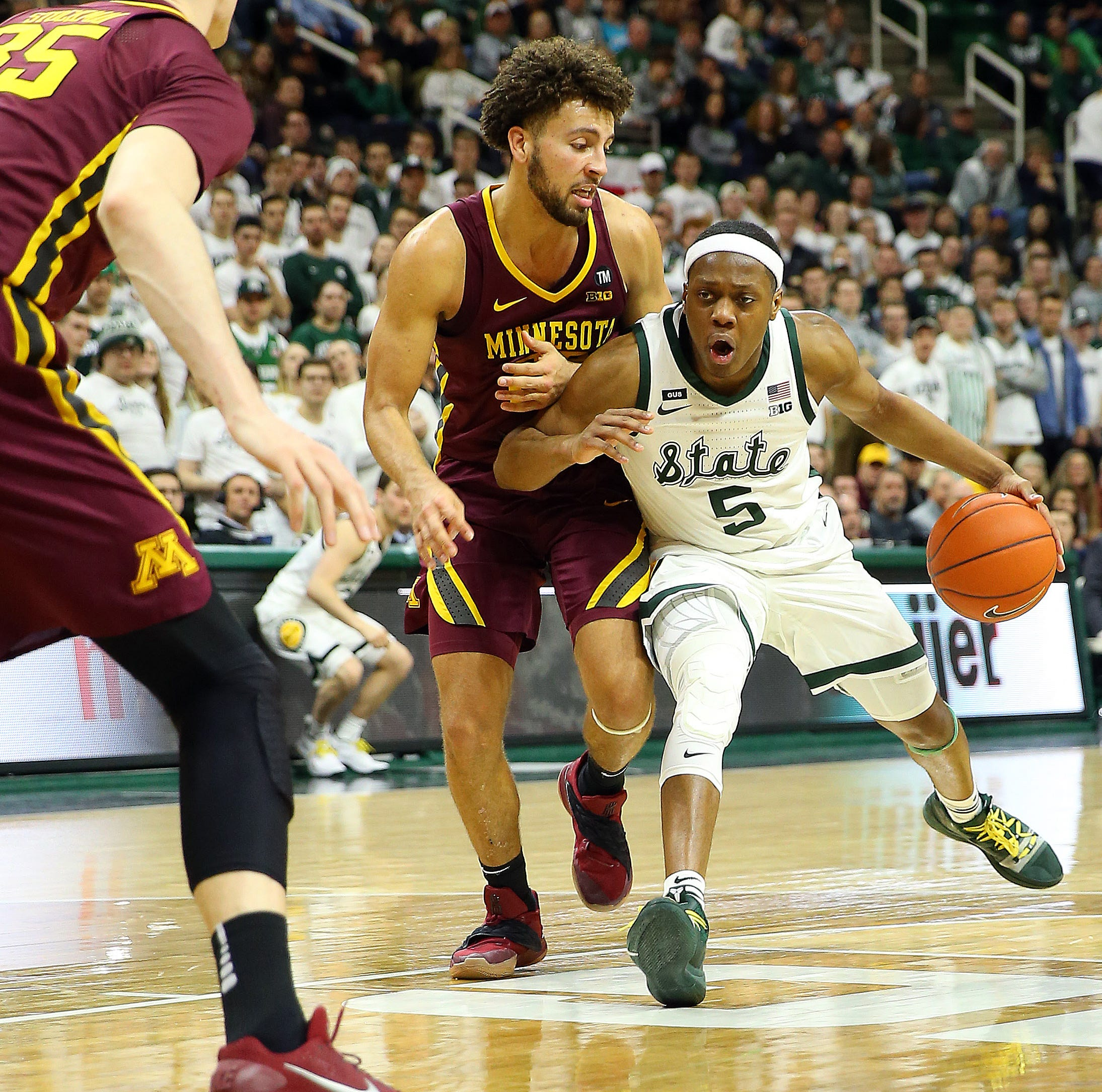 Scouting Minnesota: A first look at the familiar Gophers, Michigan State's next foe
