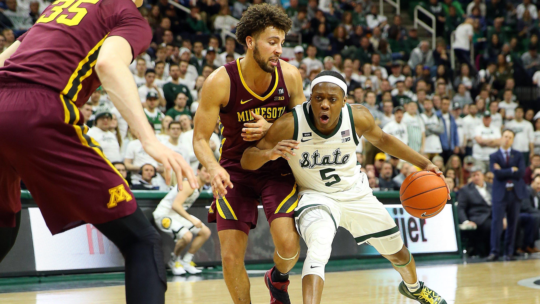 2019 Ncaa Tournament Live Updates College Basketball: NCAA Tournament 2019: MSU Vs. Minnesota Basketball Score