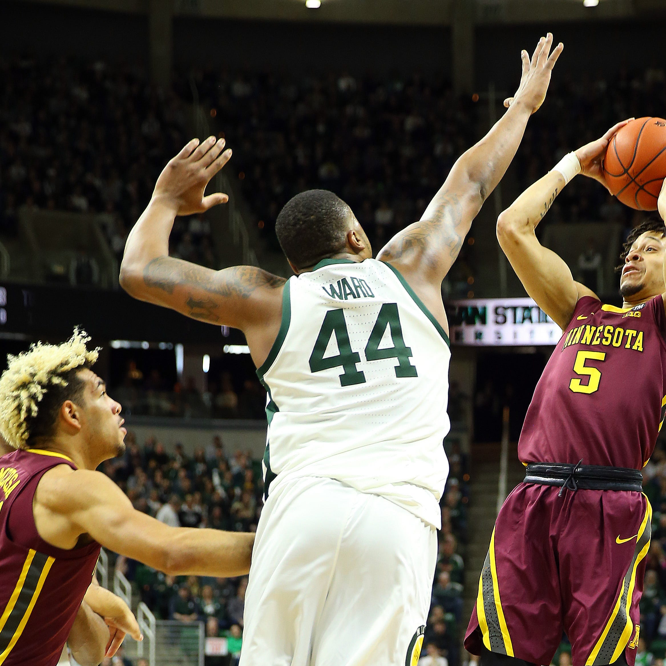 Michigan State basketball expects 'completely different' Minnesota team in NCAA tournament