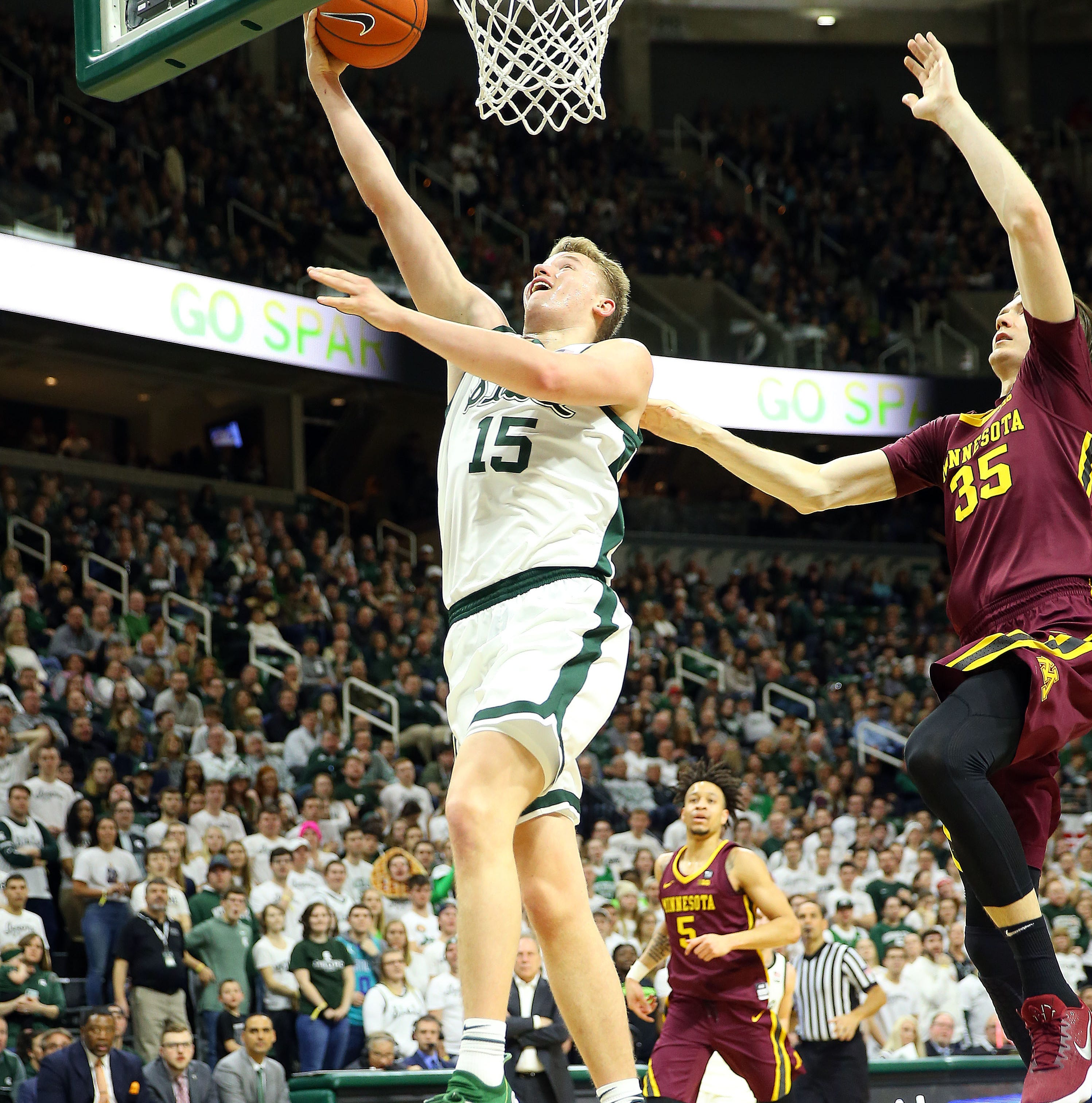 Thomas Kithier: 4 things to know about the Michigan State basketball forward