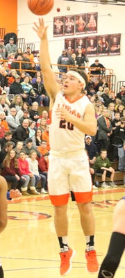 Lucas' Jeb Grover turned a sixth man season into a Mansfield News Journal All-Star worthy year.