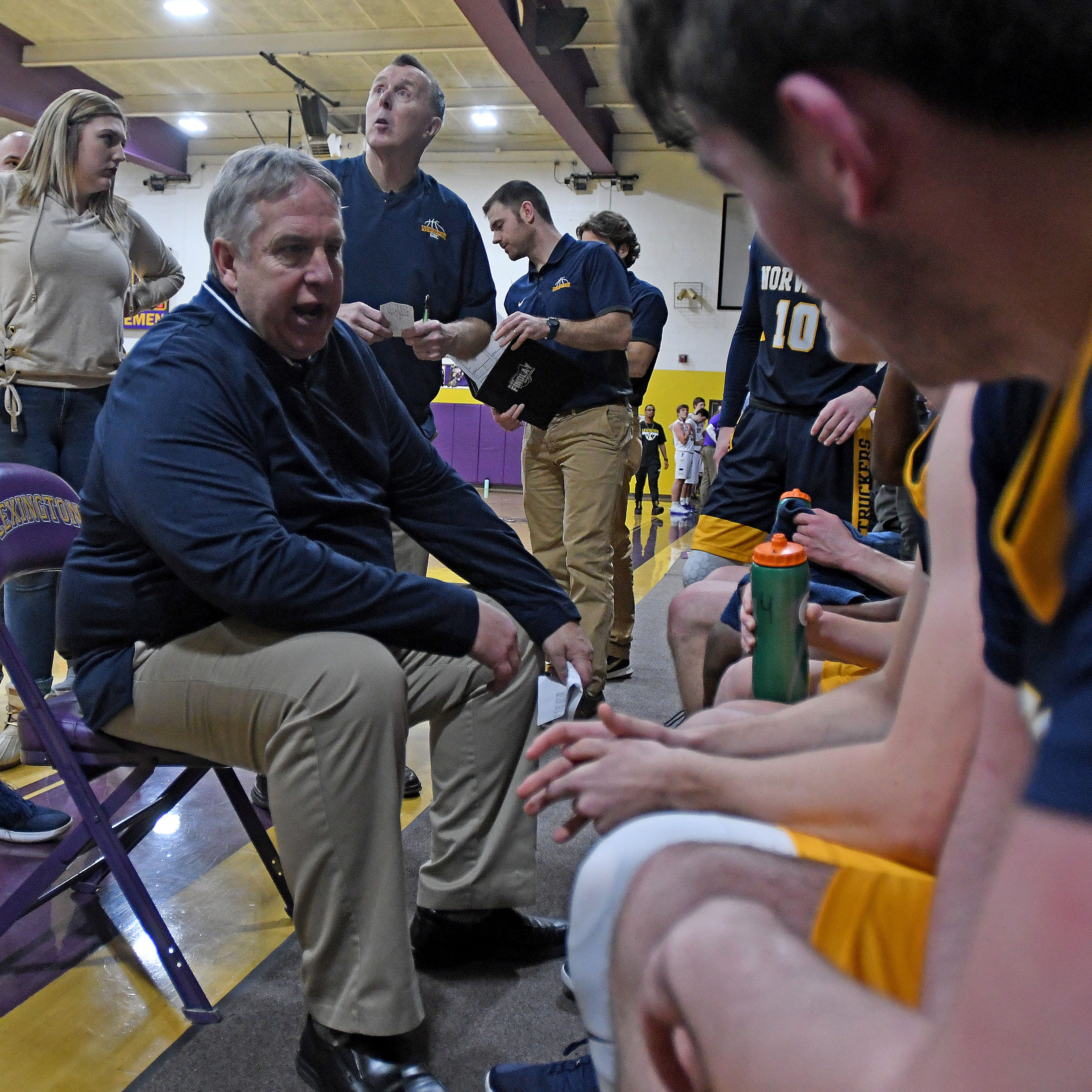 Camp Happy: Gray's colorful coaching career full of wins, wisecracks