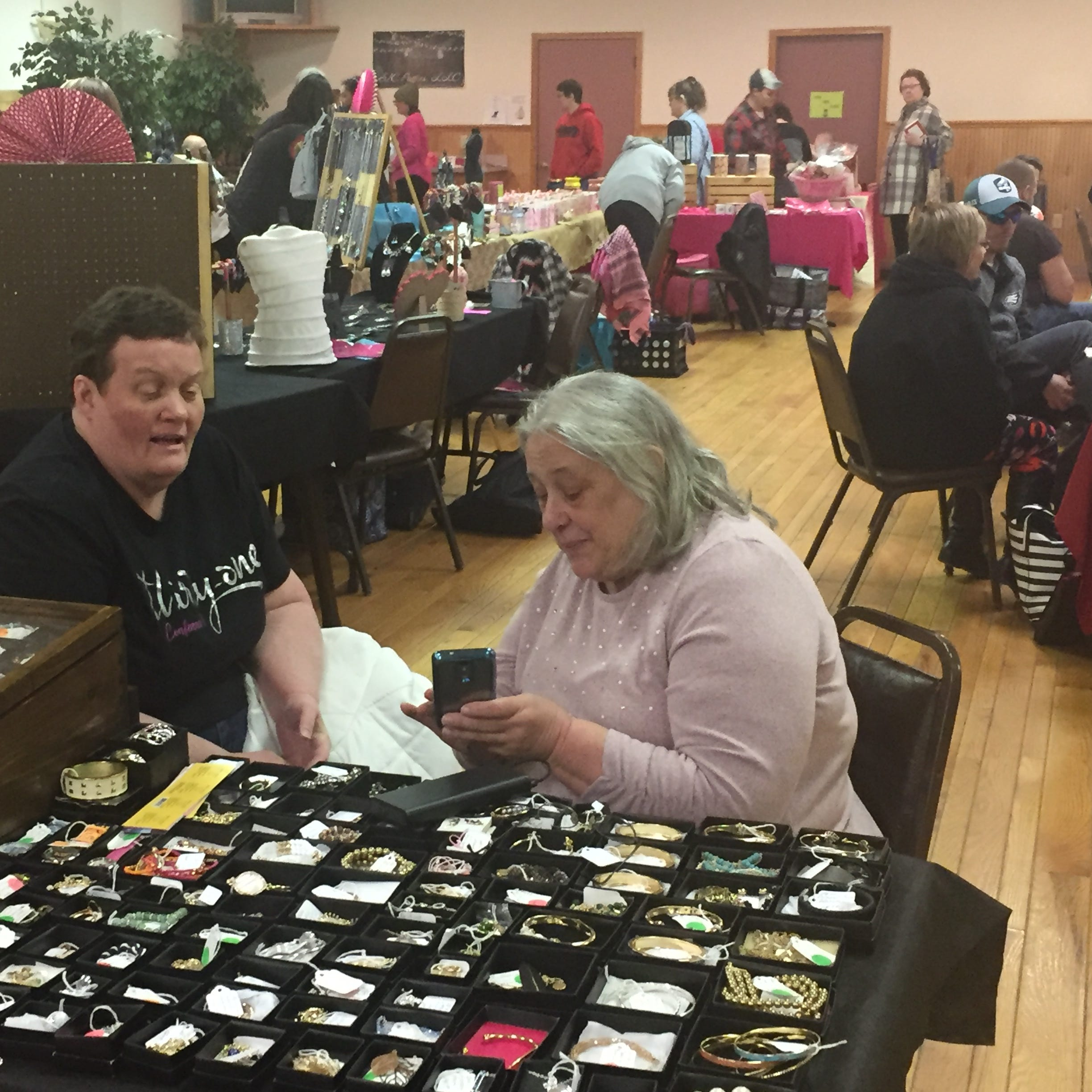 Plenty of craft shows, bazaars coming in April, May