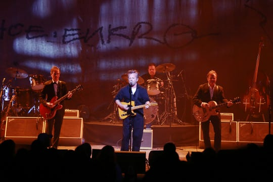 John Mellencamp performs at the Riverside Theater on Friday, February 8, 2019.