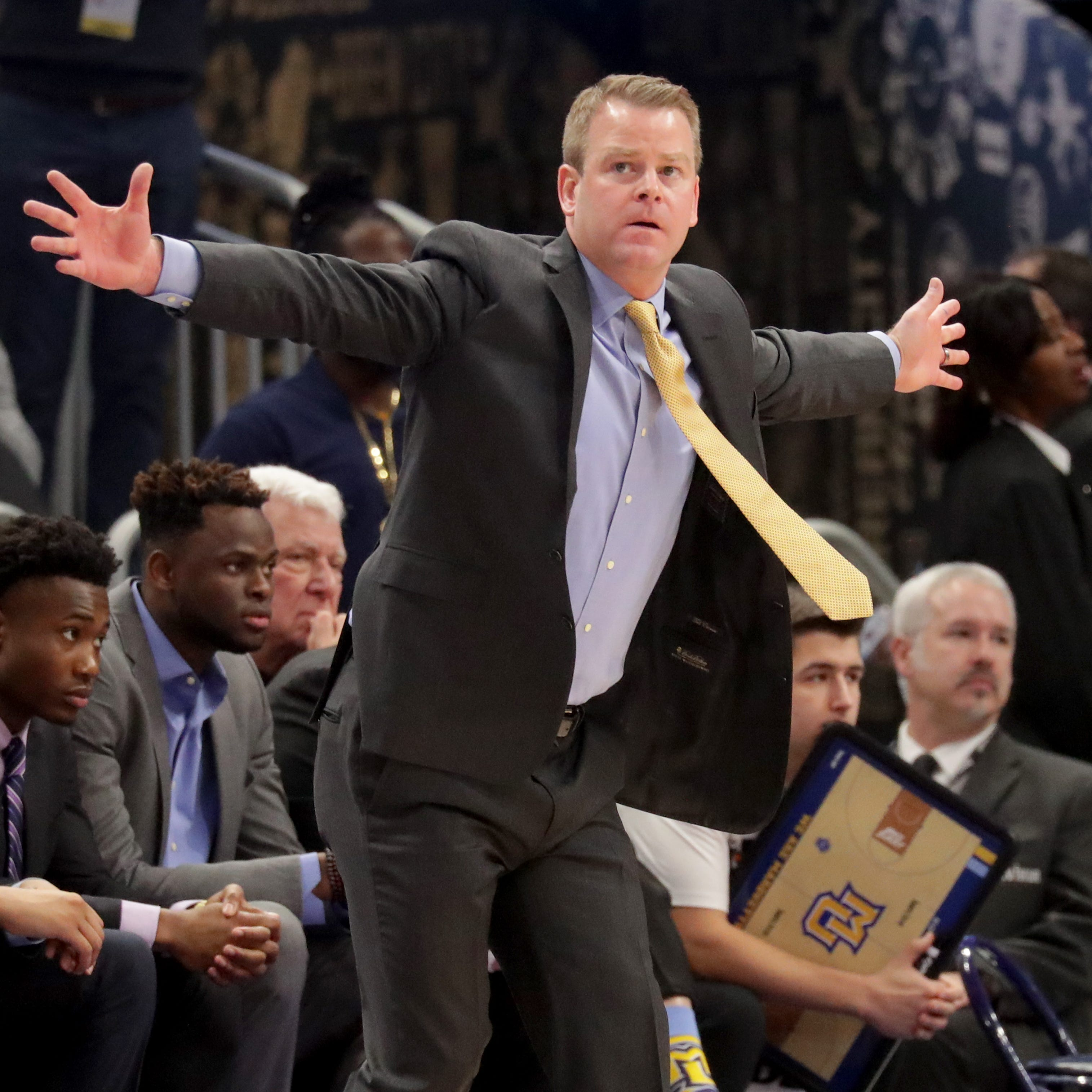 MU's coach discusses the Hausers brothers' transfers, next season, an addition and more