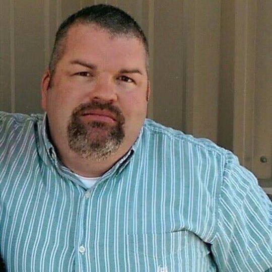 Justin B. Oliver, 44