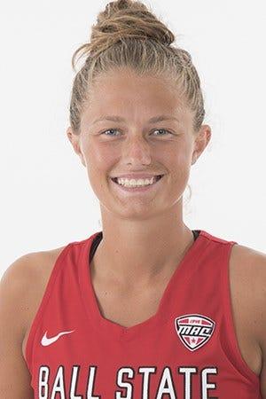 Ball State's Jasmin Samz