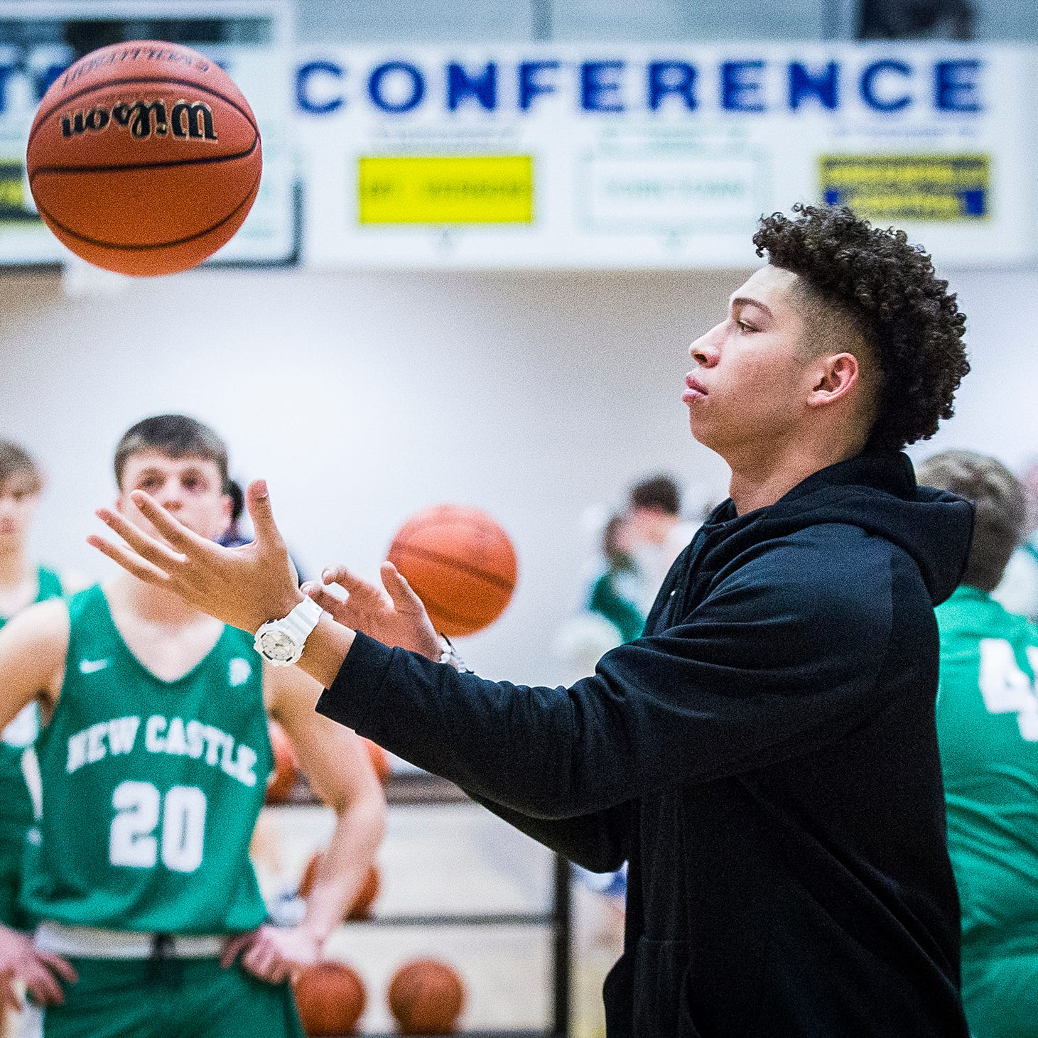 Purdue basketball recruit Mason Gillis expects to be full strength in June