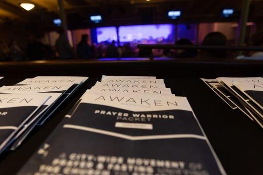 Awaken Nashville is a citywide movement of prayer and fasting.
