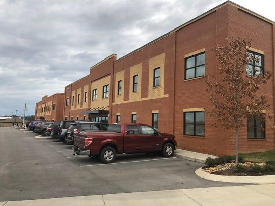 NolenSpot isin the Nolensville Business Center at 7209 Haley Industrial Blvd., off Nolensville Road.