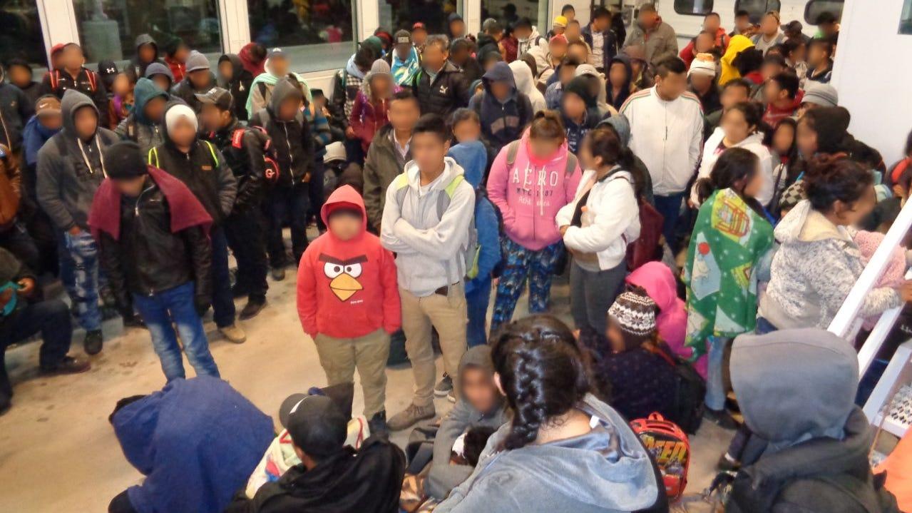 Border Patrol arrests another 290 migrants near Antelope Wells