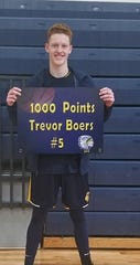 Capac High School senior Trevor Boers is the Times Herald Athlete of the Week.