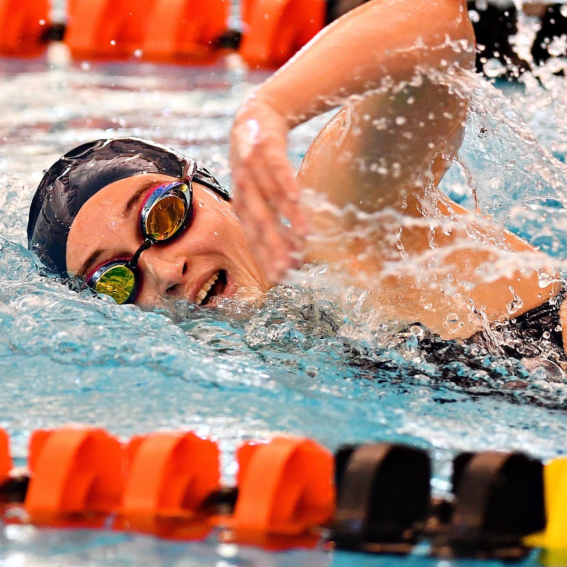 HEISER: West York's Meghan French and Meaghan Harnish may make waves at PIAA swim meet