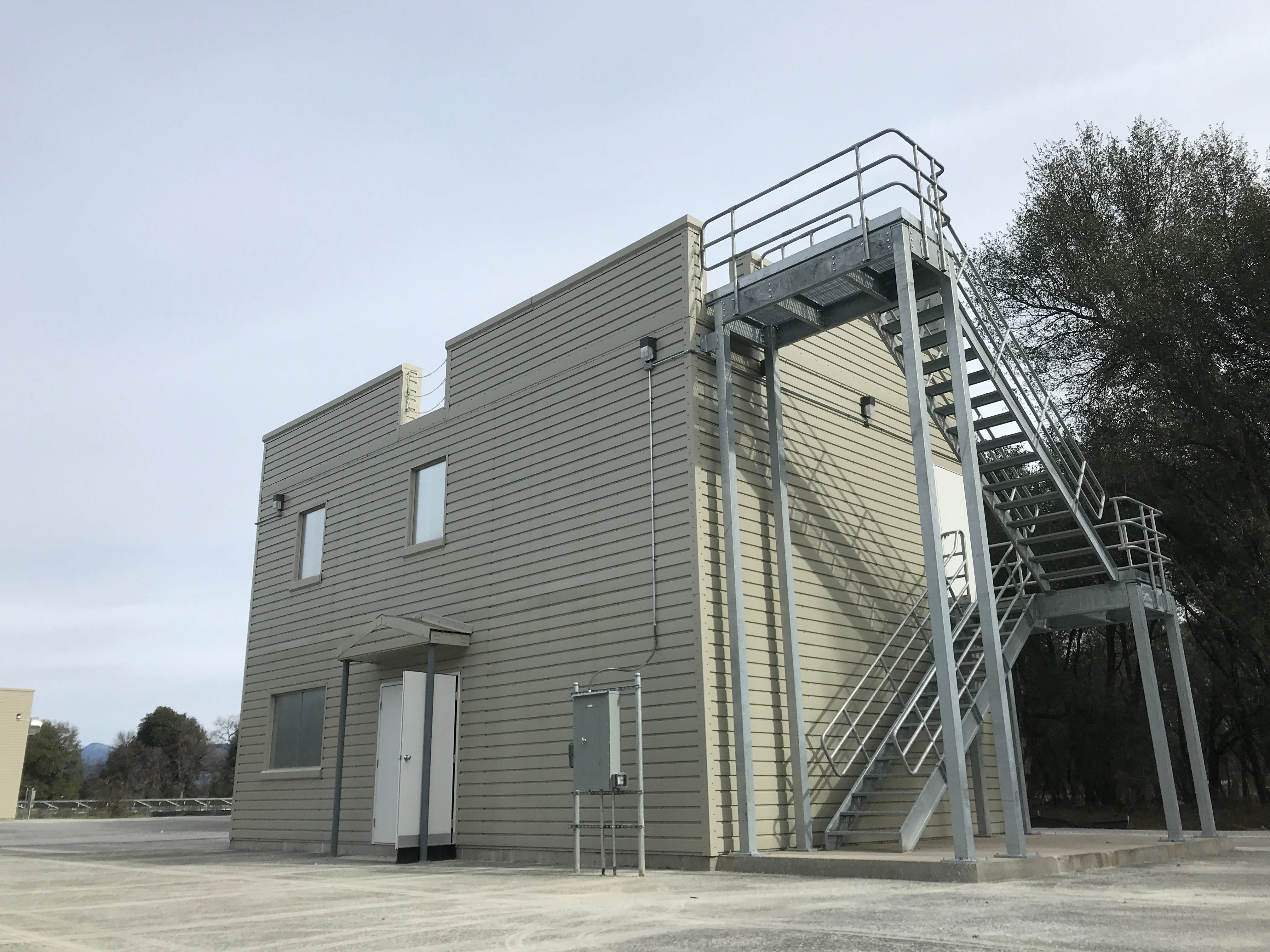 Shasta College fire academy is ready to open two new training towers.