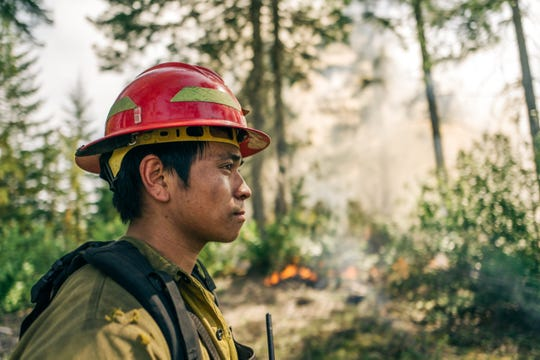 """Wildland"" is a documentary that was filmed in Oregon and focuses on Wildfire Firefighters in Grants Pass."