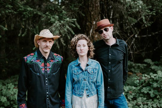 Sharlet Crook is a Portland-based Americana/alt-country band.