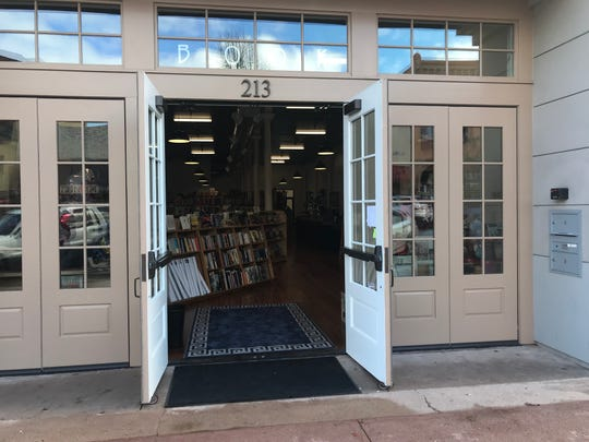 Downtown Book & Sound opened its 213 S. Main St. doors last week.