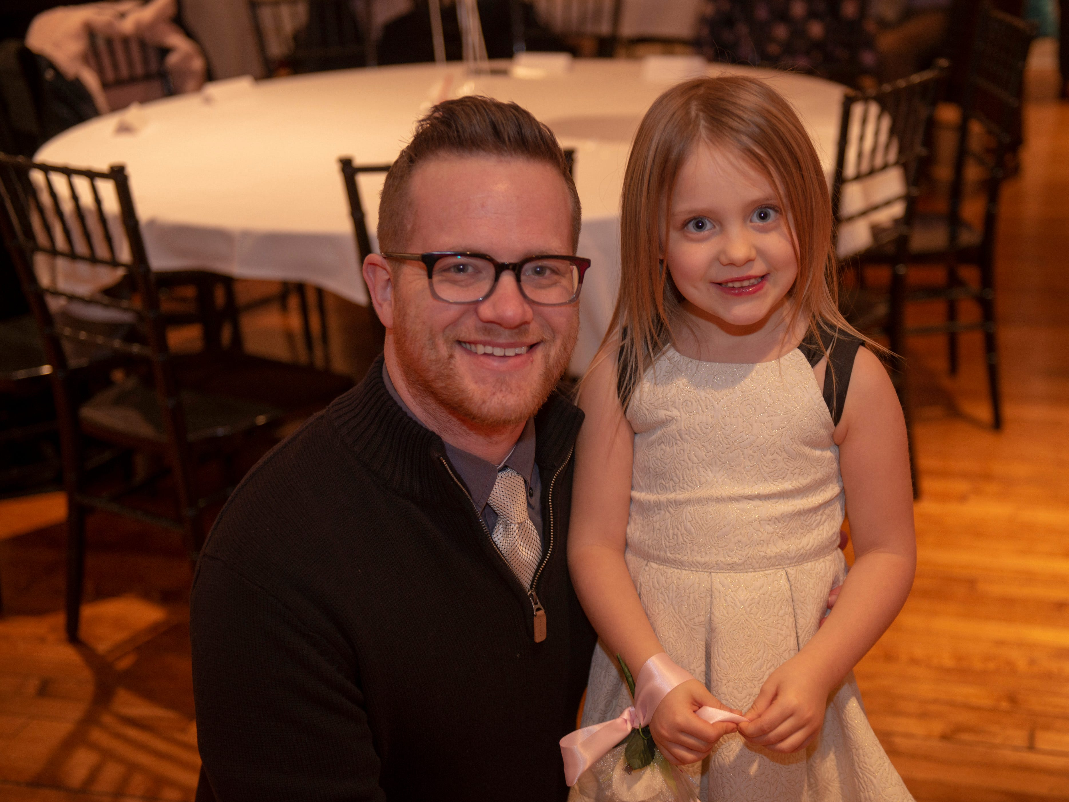 Jeremy and Avery Wells