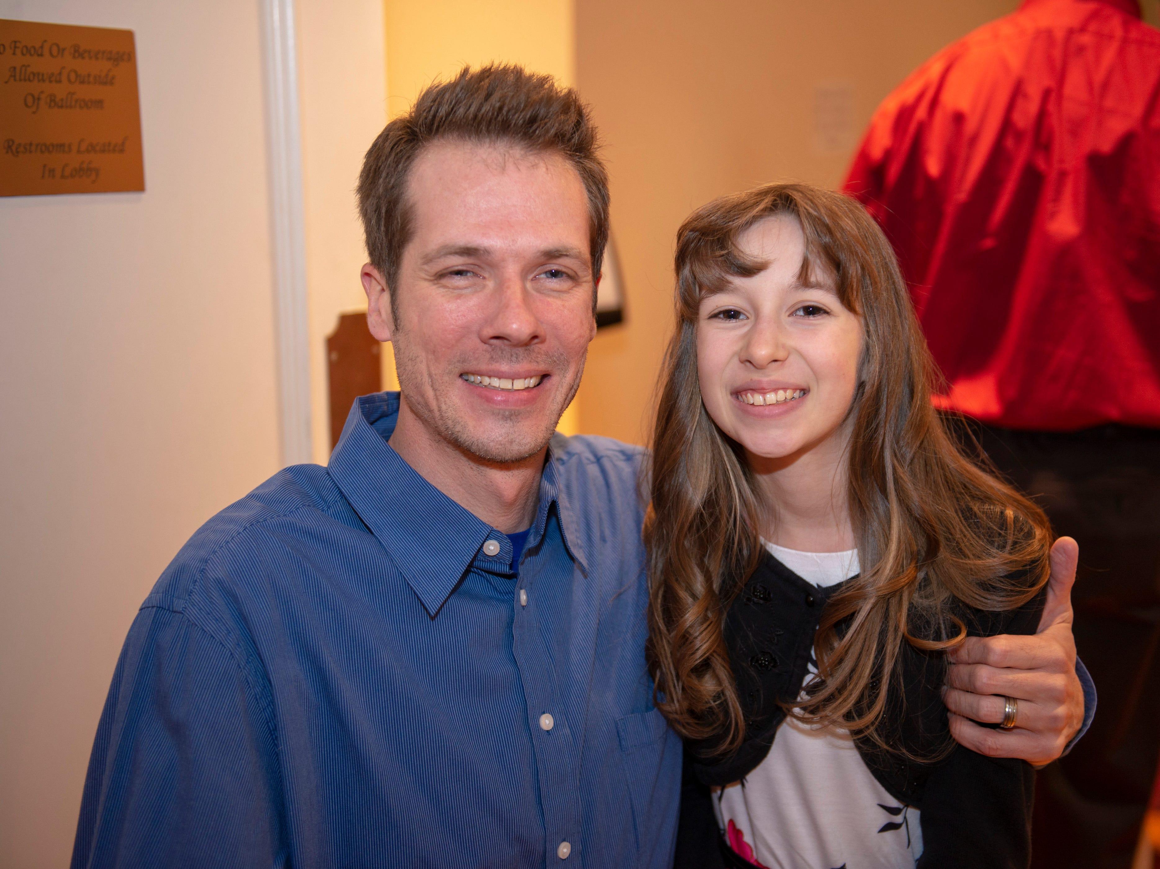 Matt and Emily