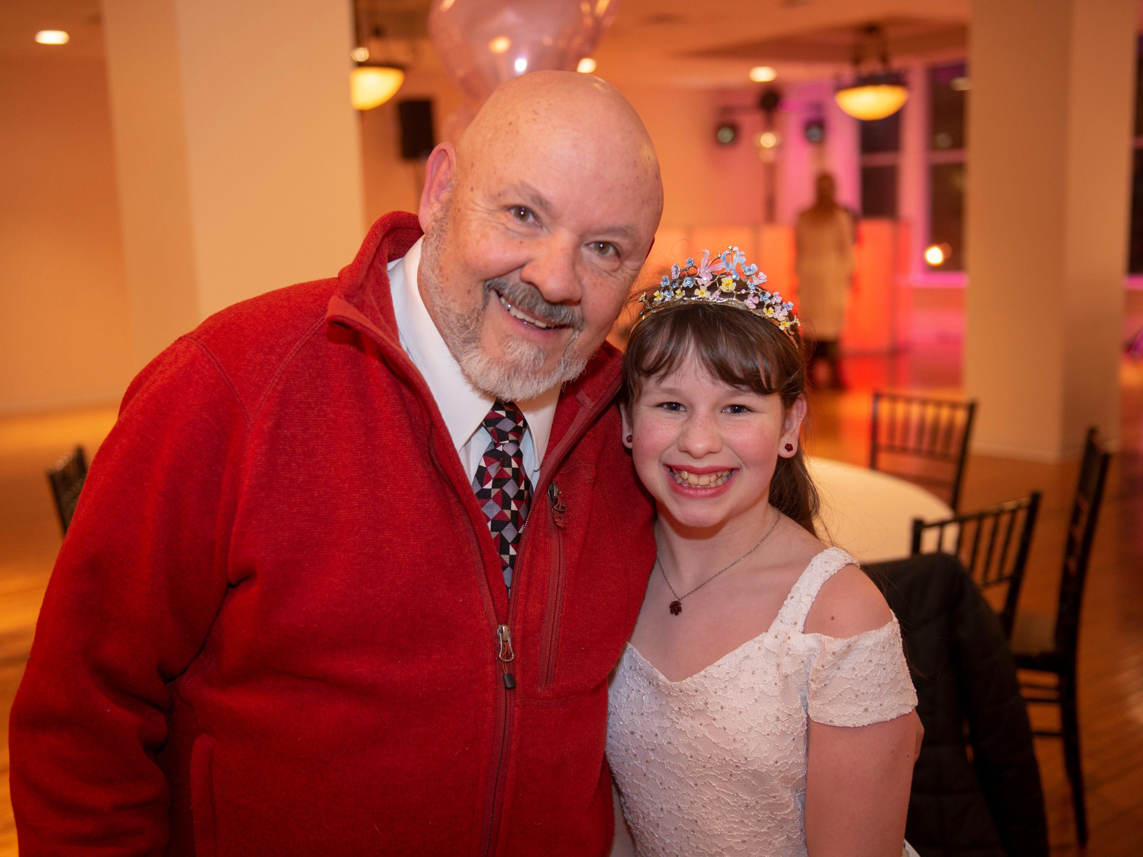 Joe Miller and Bella