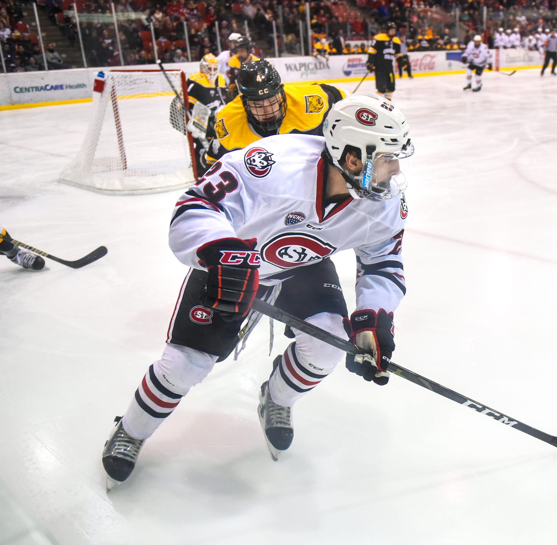 Frozen Faceoff live updates: Colorado College vs. St. Cloud State