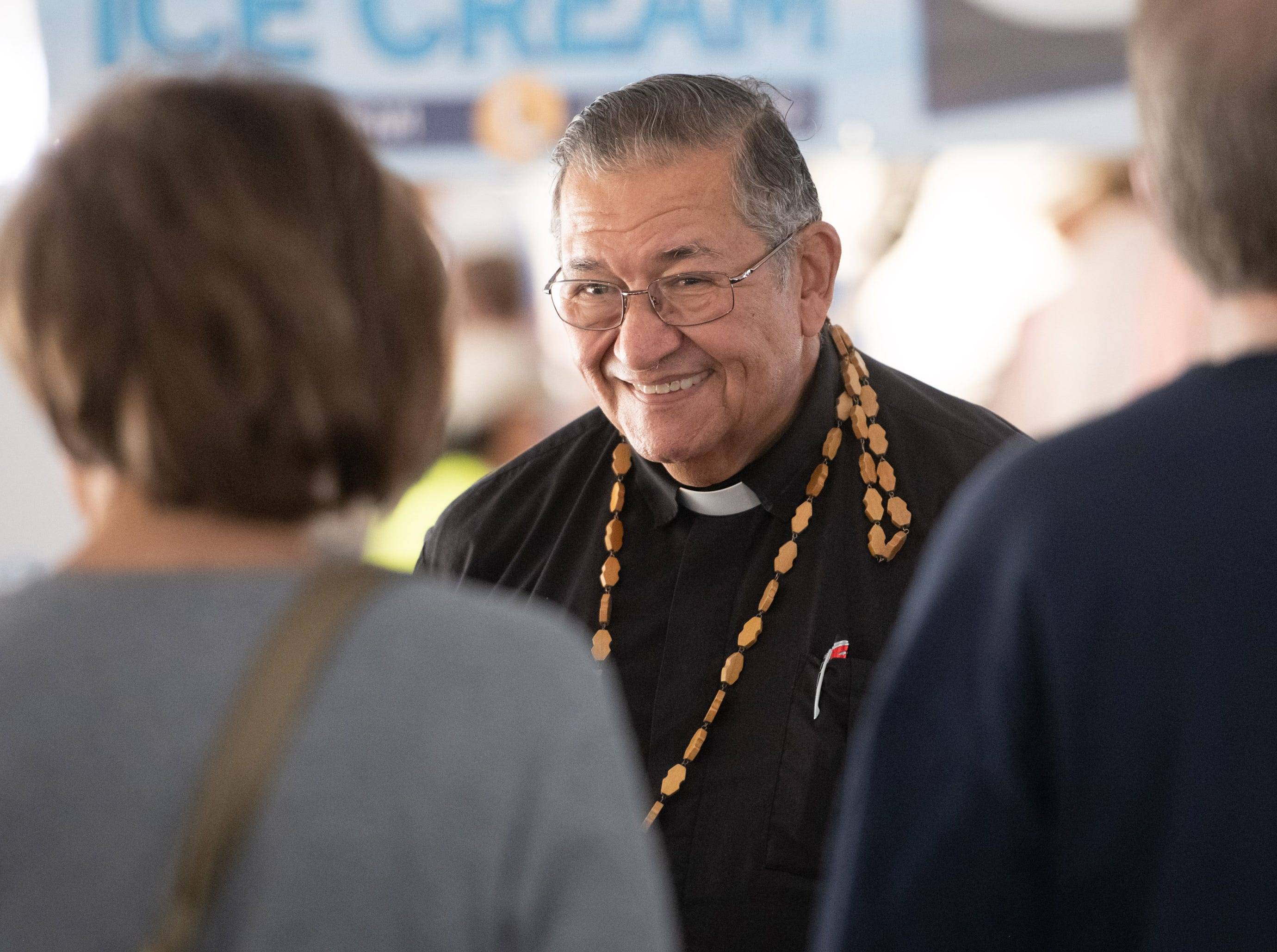 The 40th annual Greek Festival at St. Nicholas Greek Orthodox Church is seen underway Saturday, Feb. 9, 2019. in Fort Pierce.