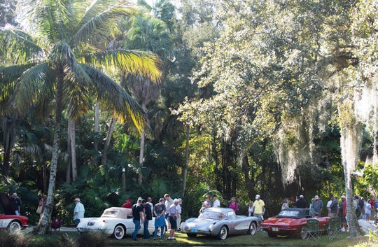 The 11th annual Motor Car Exhibition is 10 a.m. to 3 p.m. Saturday at McKee Botanical Garden, 350 U.S. 1, Vero Beach. It features the best cars from 40 different manufacturers.