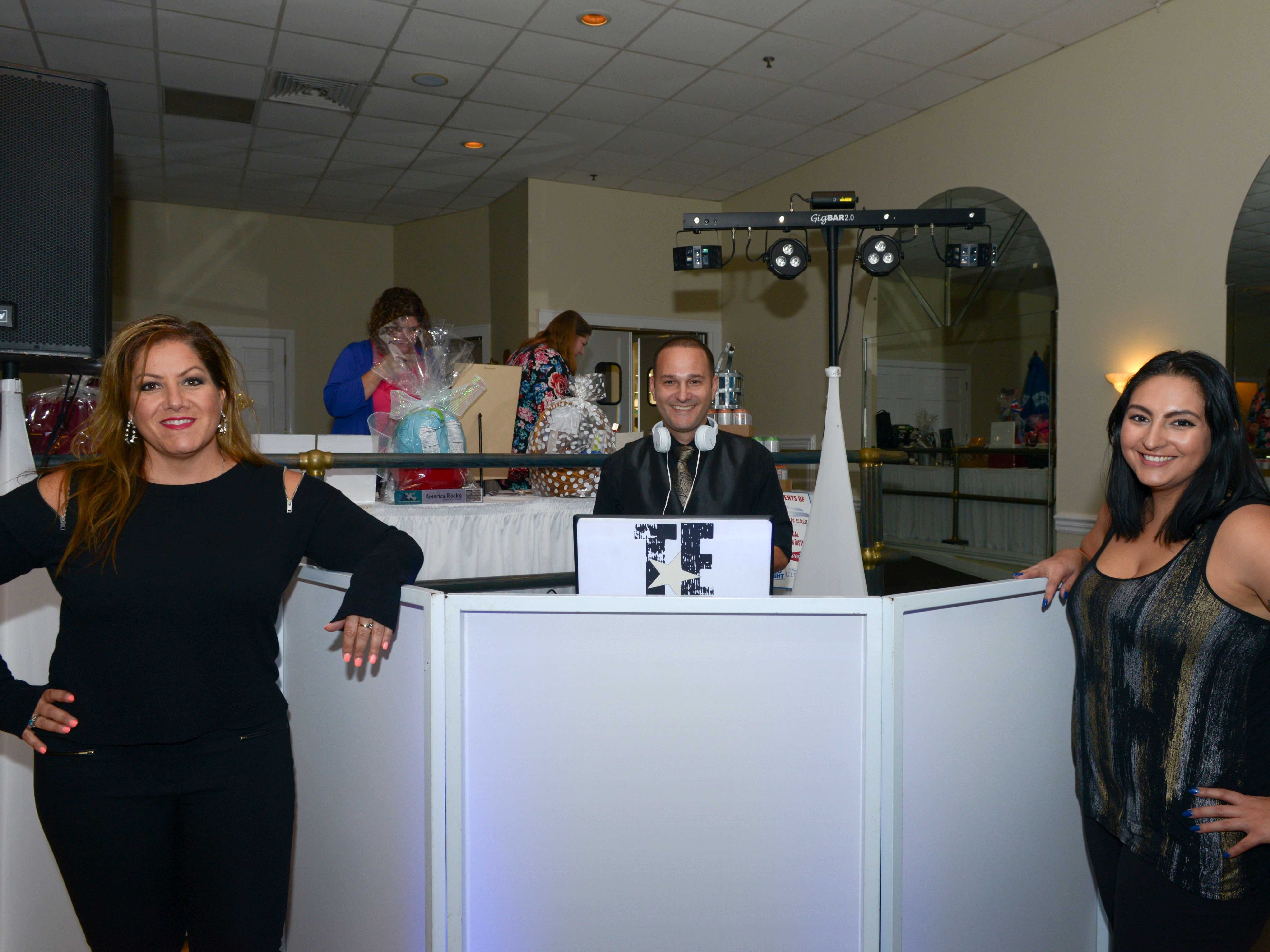 Traxx Entertainment at Family Meals' Black Tie, Blue Jeans & Bingo fundraiser in Fort Pierce.