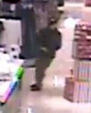 A man stole more than $1,000 in Michael Kors watches Jan. 3, 2019, from the Macy's department store at 8401 Gateway Blvd. West in Cielo Vista Mall.