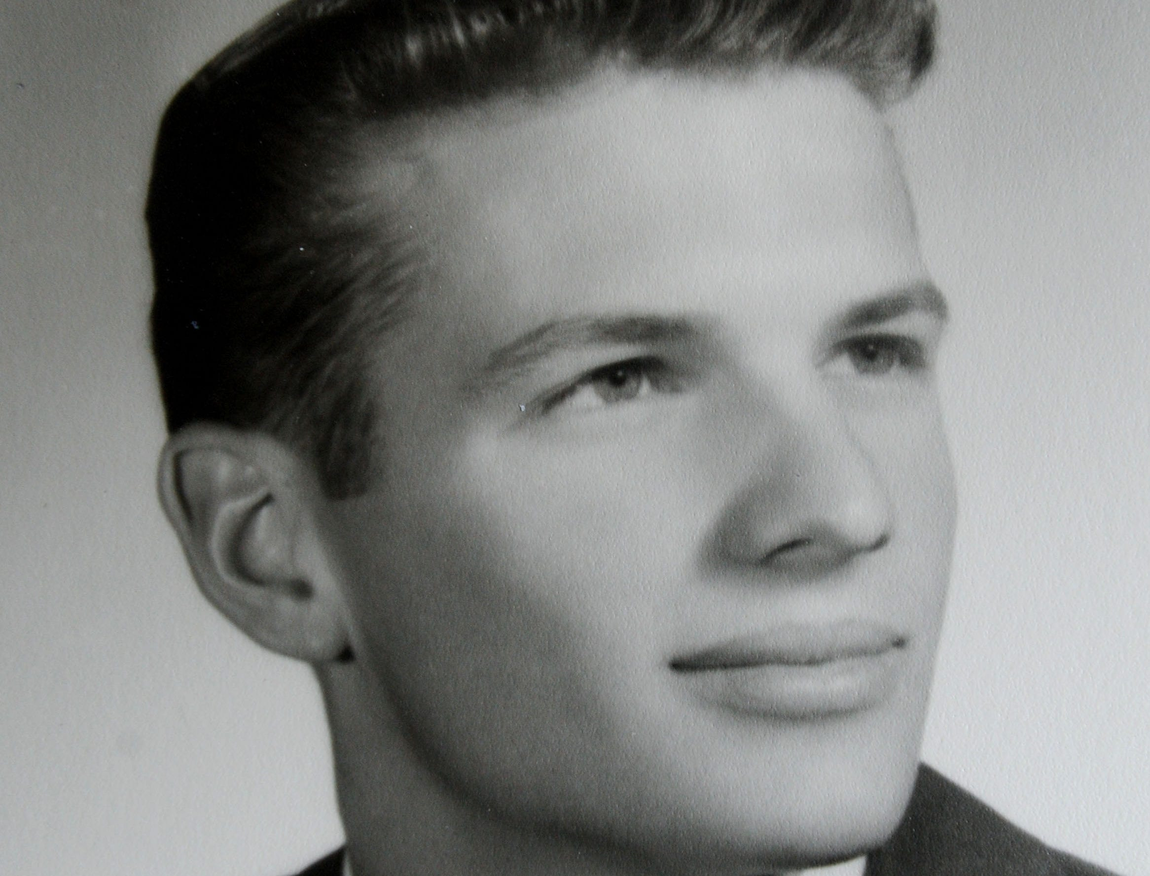 Larry J. Stevens' mother, Gladys Fleckenstein, of Camarillo, has searched for his remains since his death on Valentine's Day 1969. Stevens served as a fighter pilot in the U.S. Navy and was shot down over Laos.